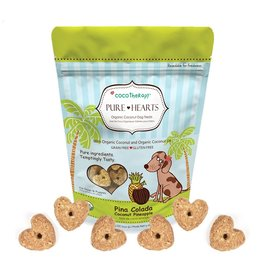 CoCo Therapy Coco Therapy Dog Treats | Pure Hearts Pina Colada 5 oz
