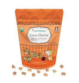 CoCo Therapy Coco Therapy Dog Treats | Coco-Charms Pumpkin Pie 5 oz