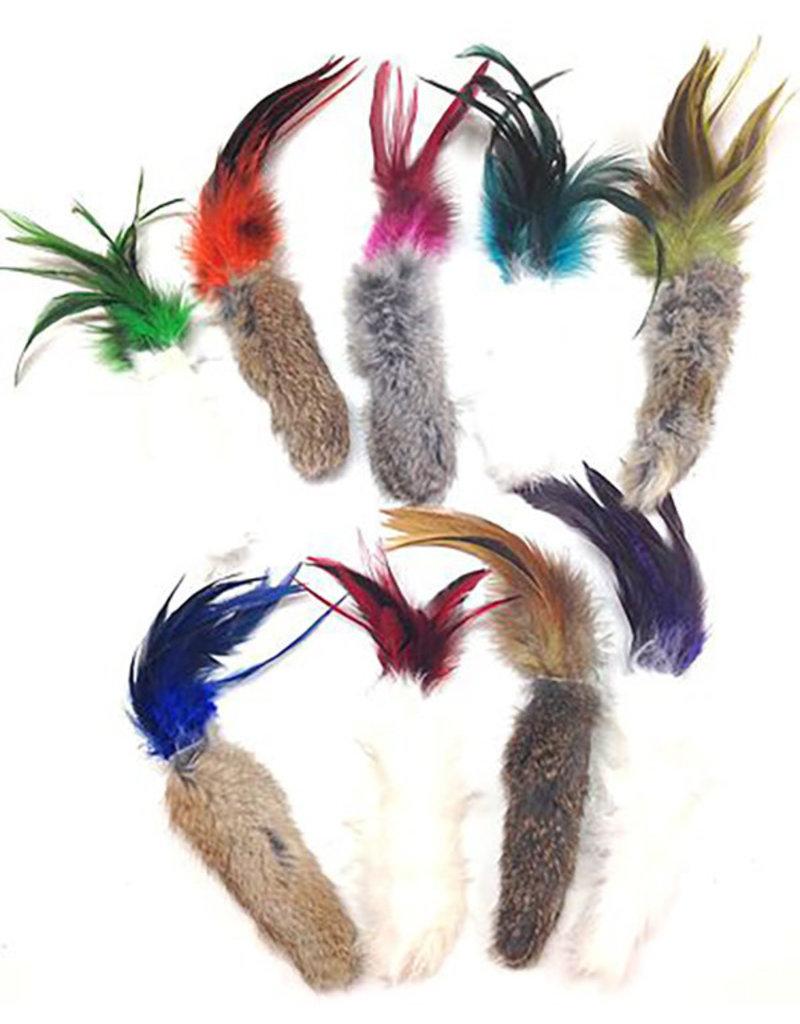 Go Cat Go Cat Toys Da Fur Thing with Organic Catnip