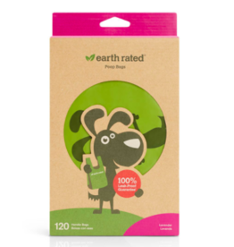 Earth Rated Earth Rated Poop Bags with Handle Lavender Scented 120 ct