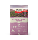 Champion Pet Foods Acana Singles Dog Kibble | Lamb & Apple 25 lb