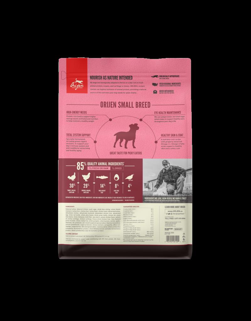 Champion Pet Foods Orijen Dog Kibble Small Breed 4 lb