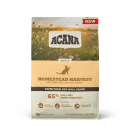 Champion Pet Foods Acana Cat Kibble Homestead Harvest 4 lb