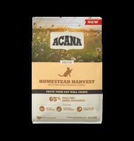 Champion Pet Foods Acana Cat Kibble Homestead Harvest 4 lb