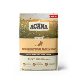Champion Pet Foods Acana Cat Kibble Homestead Harvest 10 lb