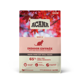 Champion Pet Foods Acana Cat Kibble Indoor Entree 4 lb