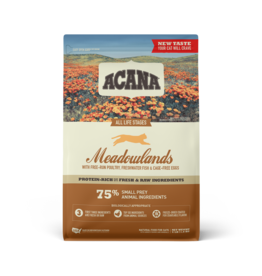 Champion Pet Foods Acana Cat Kibble Meadowlands 4 lb