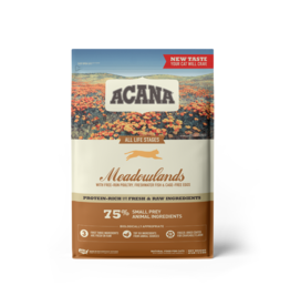 Champion Pet Foods Acana Cat Kibble Meadowlands 10 lb