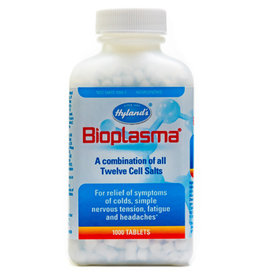 Hylands Cell Salts Bioplasma 500 Tablets