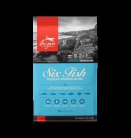 Champion Pet Foods Orijen Dog Kibble Six Fish 25 lb
