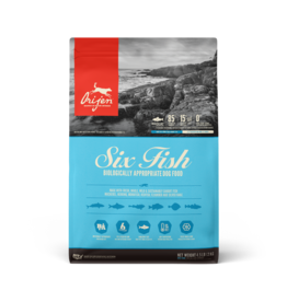 Champion Pet Foods Orijen Dog Kibble Six Fish 4.5 lb