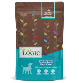 Nature's Logic Nature's Logic Dog Kibble Lamb 25 lb