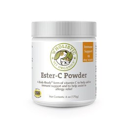 Wholistic Pet Organics Wholistic Pet Organics Ester C 16 oz