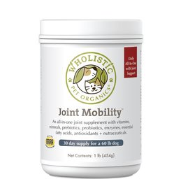 Wholistic Pet Organics Wholistic Pet Organics Canine Complete + Joint Mobility 16 oz