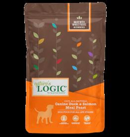 Nature's Logic Nature's Logic Dog Kibble Duck & Salmon 26.4 lb