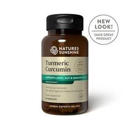Nature's Sunshine Nature's Sunshine Supplements Turmeric Curcumin (CurcuminBP) 60 capsules