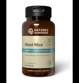 Nature's Sunshine Nature's Sunshine Supplements Mind Max 90 capsules