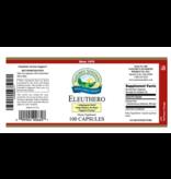 Nature's Sunshine Nature's Sunshine Supplements Eleuthero 100 capsules