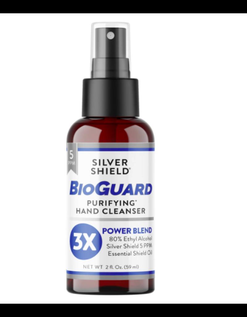 Natures Sunshine Silver Shield BioGuard Spray 2 oz