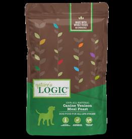 Nature's Logic Nature's Logic Dog Kibble Venison 26.4 lb
