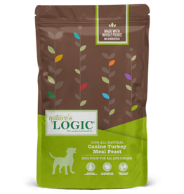Nature's Logic Nature's Logic Dog Kibble Turkey 15.4 lb