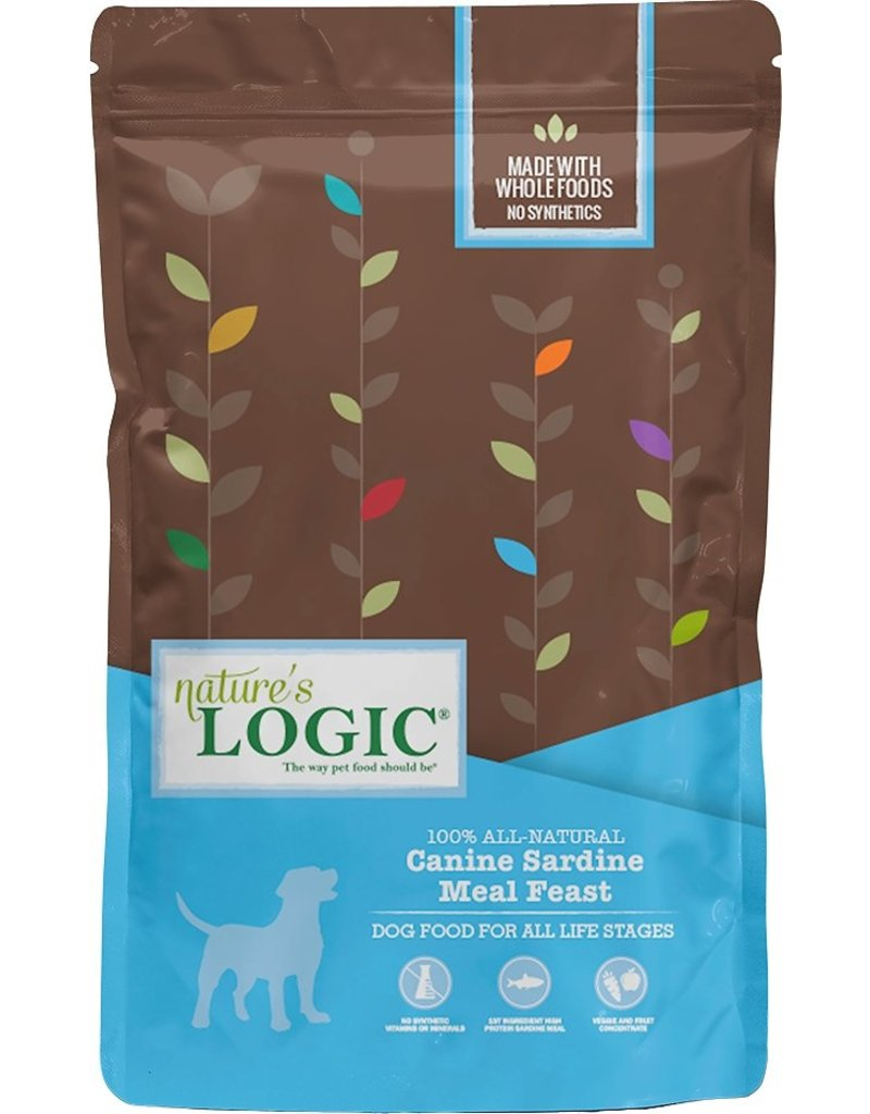 Nature's Logic Nature's Logic Dog Kibble Sardine 15.4 lb
