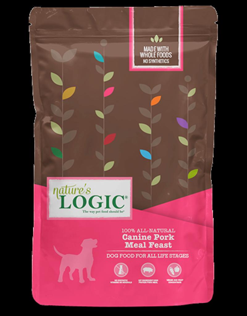 Nature's Logic Nature's Logic Dog Kibble Pork 15.4 lb
