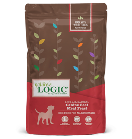 Nature's Logic Nature's Logic Dog Kibble Beef 25 lb