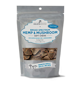 Holistic Hound Holistic Hound Broad Spectrum Hemp Oil Treats Hemp & Mushroom 6 mg (5.29 oz)