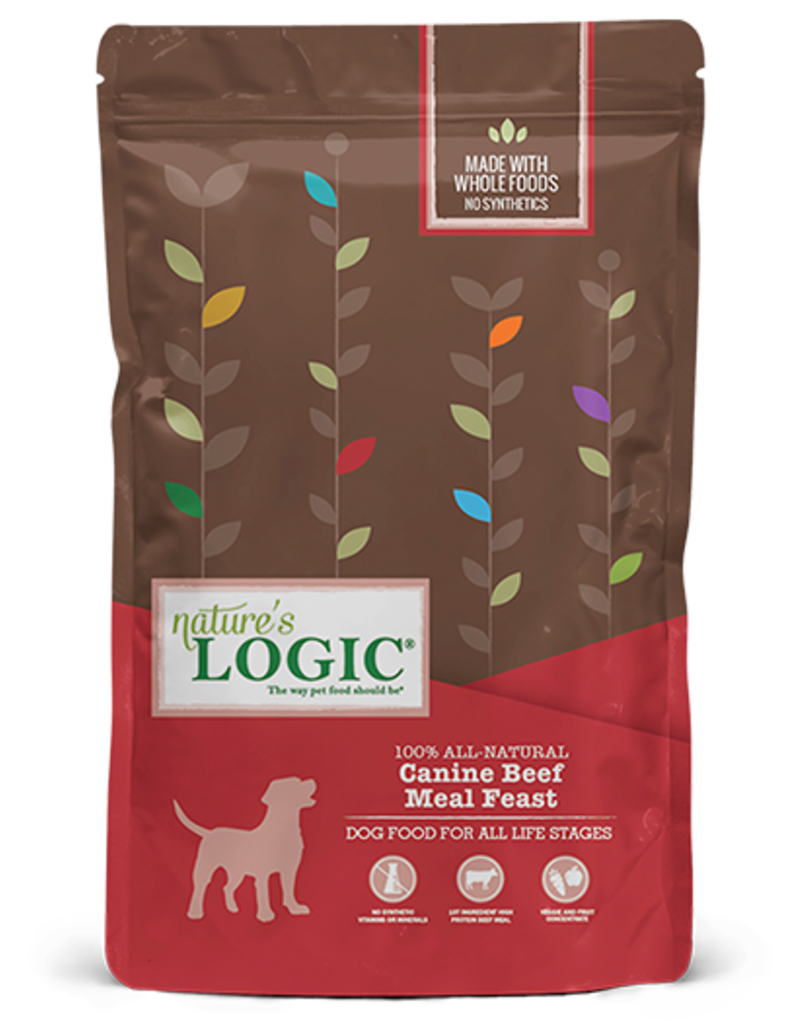 Nature's Logic Nature's Logic Dog Kibble Beef 26.4 lb