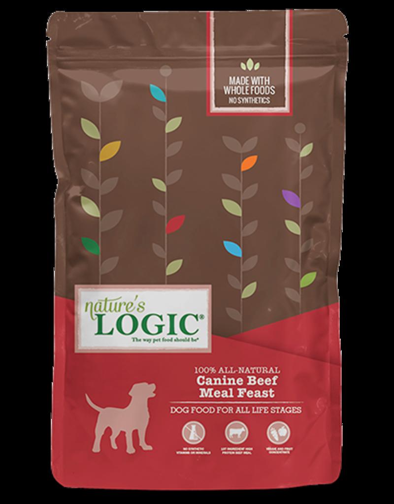 Nature's Logic Nature's Logic Dog Kibble Beef 4.4 lb