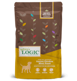 Nature's Logic Nature's Logic Dog Kibble Chicken 15.4 lb