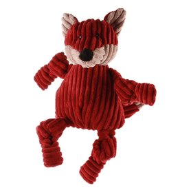 HuggleHounds HuggleHounds Toys Woodland Fox Knottie Large