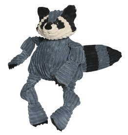 HuggleHounds HuggleHounds Toys Woodland Raccoon Knottie Large