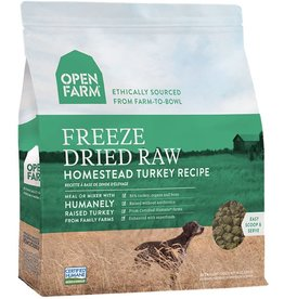 Open Farm Open Farm Freeze-Dried Raw Homestead Turkey 13.5 oz