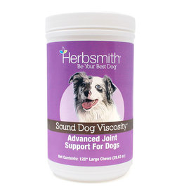 Herbsmith Herbsmith Sound Dog Viscosity 120 Large Chews 29.63 oz