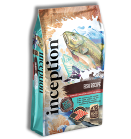 Pets Global Inception Dog Kibble | Fish Recipe 28.9 lb