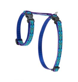 Lupine Lupine Cat H-Harness | Rain Song 9-14""