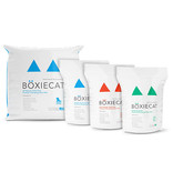 BoxieCat BoxieCat Litter Pro Scent-Free with Probiotics Flexbox Bag 28 lb (* Litter 12 lbs or More for Local Delivery or In-Store Pickup Only. *)