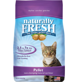 Eco Shell Naturally Fresh Walnut Non-Clumping Pellet Litter 14 lb (* Litter 12 lbs or More for Local Delivery or In-Store Pickup Only. *)