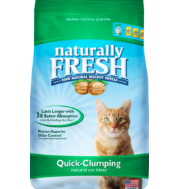 Eco Shell Naturally Fresh Walnut Quick-Clumping Litter 6 lb
