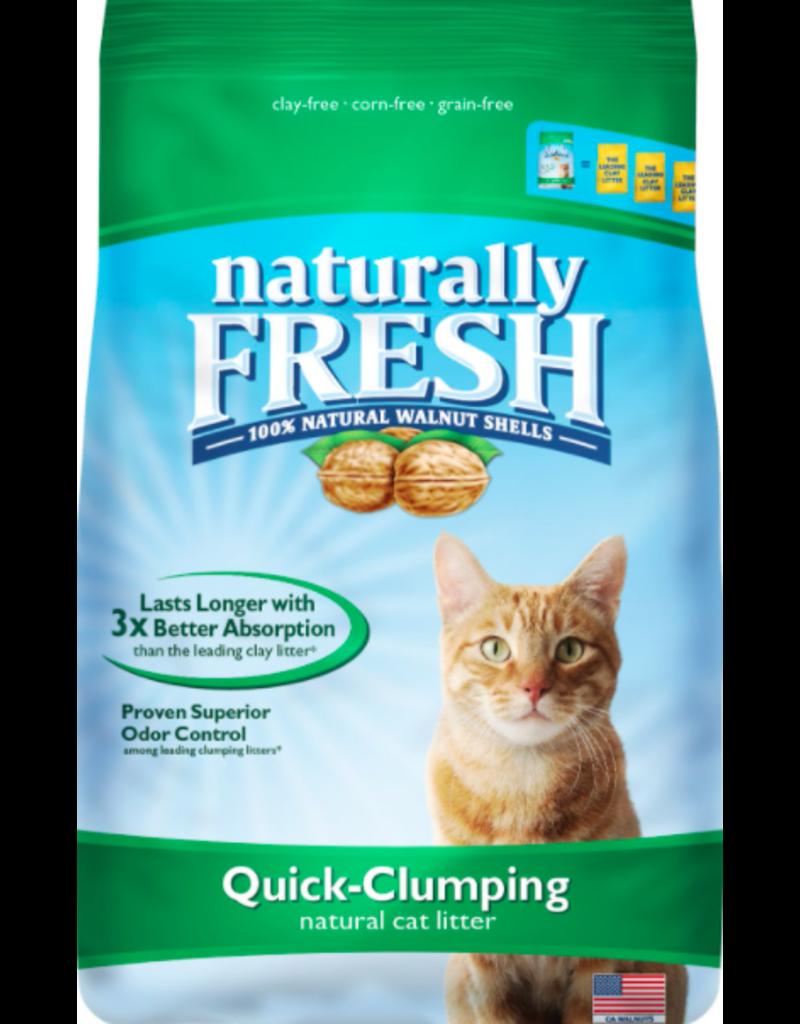 Eco Shell Naturally Fresh Walnut Quick-Clumping Litter 6 lb