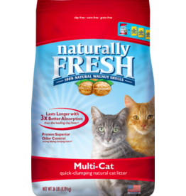 Eco Shell Naturally Fresh Walnut Multi-Cat Clumping Litter 26 lb (* Litter 12 lbs or More for Local Delivery or In-Store Pickup Only. *)
