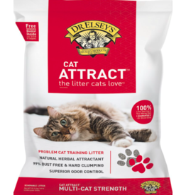 Dr. Elsey's Dr. Elsey's Precious Cat Litter w/Cat Attract 20 lb (* Litter 12 lbs or More for Local Delivery or In-Store Pickup Only. *)