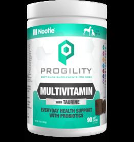 Nootie Nootie Progility Soft Chew Multivitamin with Taurine 90 count