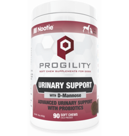 Nootie Nootie Progility Dog Soft Chews Urinary Support with D-Mannose 90 ct