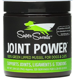 Super Snouts Super Snouts Supplements Joint Power 5.29 oz