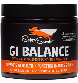 Super Snouts Super Snouts Supplements  G.I. Balance 3.5 oz
