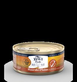 Ziwipeak ZiwiPeak Canned Cat Food | Provenance Series Hauraki Plains 3 oz CASE