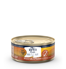 Ziwipeak ZiwiPeak Canned Cat Food | Provenance Series Hauraki Plains 3 oz single